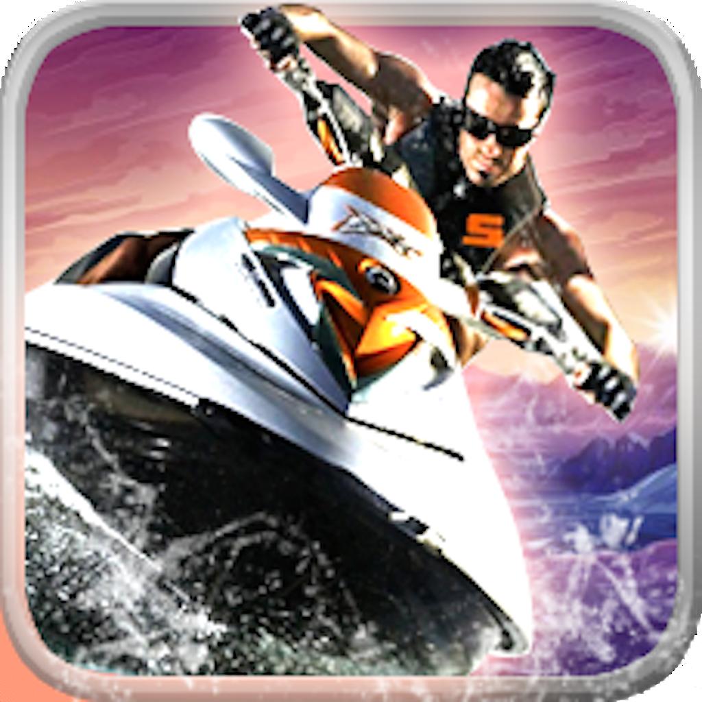 JetSki 3D Madness ( Free Racing Game / Games )